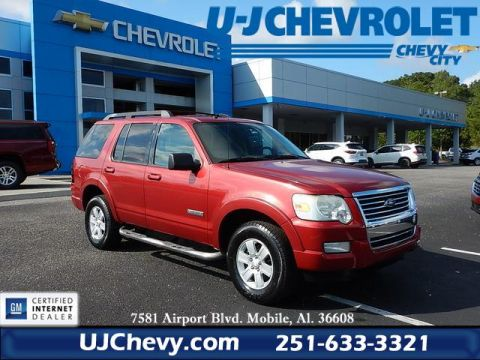Pre-Owned 2008 Ford Explorer XLT RWD 4D Sport Utility