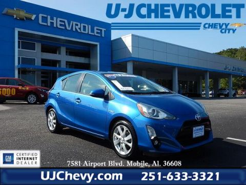 Pre-Owned 2015 Toyota Prius c Three FWD 5D Hatchback